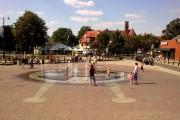 Fontanna w Malborku001