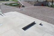 Muzeum AK - kostka vanga, stopnie blokowe kashmir white 08