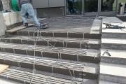 TERRA-LEVEL & ogrzewnie podł.zewn i schodow przed montazem